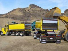 Rogue Truck Body is dedicated to bringing you the best custom Transfer, Tag, Super Dump, and Standard Dump Trucks on the market. Show Trucks, Big Rig Trucks, Custom Big Rigs, Custom Trucks, Peterbilt Dump Trucks, Heavy Construction Equipment, Old Pickup Trucks, Diesel Trucks, Volvo