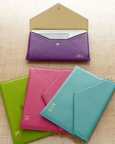 E-Reader Cases by Graphic Image at Neiman Marcus. Nook Cases, Monogram Shop, Kindle Case, Classic Style Women, Gadgets And Gizmos, Travel Accessories, Neiman Marcus, Best Gifts, Purses
