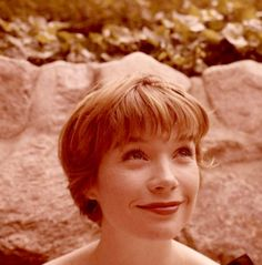 Shirley MacLaine in the 1950s.