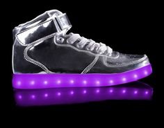 Men's Shoes Discreet Sytat Luminous Led Shoes 2017 Emitting Casual Shoes Men Lovers Led Lighted Chaussure Unisex Usb Charging Glowing Led Shoes