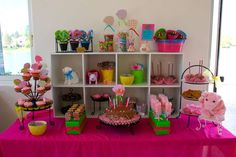 piggies for Isabella | CatchMyParty.com