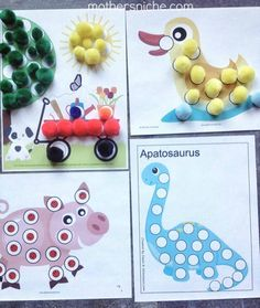 Do a Dot Printables for Your Toddler {Over 200} - Mother's Niche