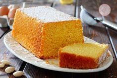 AMOR POLENTA Plum Cake, Gluten Free Desserts, Biscotti, Cake Cookies, Cornbread, Sweet Tooth, Food And Drink, Cooking Recipes, Sweets