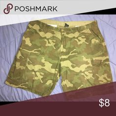 Camp shorts Cargo style Men's shorts Shorts Cargo