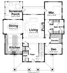 New home on pinterest house plans floor plans and for Visbeen architects floor plans
