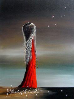 Red Dress....By Shawna Erback