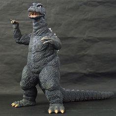 X-Plus Godzilla 1968 Vinyl Figure Diamond Re-Issue.