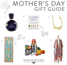 A Love Letter - The TIG - mother's day gift guide