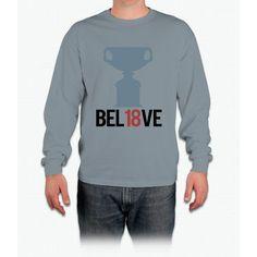 BEL18VE [AUSTRALIAN OPEN 2017] Long Sleeve T-Shirt