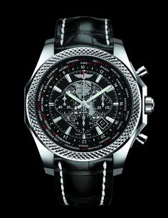 www.watchtime.com | blog  | Watch Insider: My Top 15 World Time Watches | bentley b05 unitime steel royal ebony dial black