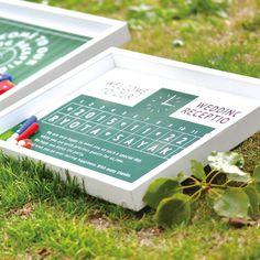 ベースボール(野球)ボックスフレームウェルカムボード http://www.farbeco.jp/welcome.html