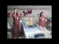 Sometimes Dancing is the Best Medicine…Just Watch This Nurses Dance with a Patient of Theirs! | Jesus Daily