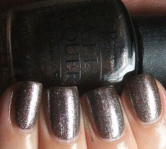 Icy Nails OPI The World is Not Enough #nailpolish #OPI #bbloggers #bblogcoalition