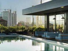 Ceresio7  Dove fare un aperitivo o mangiare con vista sul nuovo  skyline di Milano