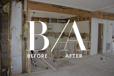Before & After: Hard-Won Homeownership, Infuriating Contractors & a Dream Kitchen