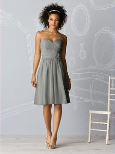 After Six Bridesmaids Style 6609 http://www.dessy.com/dresses/bridesmaid/6609/?color=platinum&colorid=64#.UkJsBWTXjFs