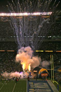 San Diego Chargers v Baltimore Ravens - Qualcomm Stadium, San Diego, CA (December - 2011)