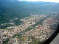merida venezuela. This place was just beautiful.