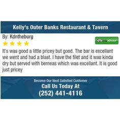 It's was good a little pricey but good. The bar is excellant we went and had a blast. I...