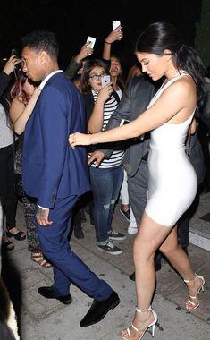 Find Out How Tyga Is Pulling Out All the Stops to Win Kylie Jenner Back Kendall Jenner, Kylie Jenner Cuerpo, Kris Jenner, Kylie Jenner Body, Kendall E Kylie Jenner, Trajes Kylie Jenner, Looks Kylie Jenner, Estilo Kardashian, Kourtney Kardashian