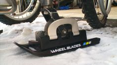 Wheelblades: Helping People In Wheelchairs Stay Active In The Snow - CBS Minnesota