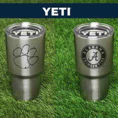 Yeti College Ramblers - Clemson & Alabama Ramblers are hard to find! - $49.99 each