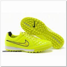 Nike Tiempo Legacy II FG Noir Turquoise