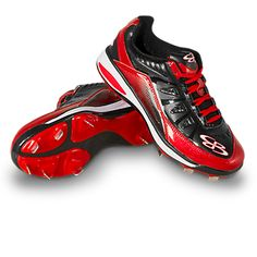 3be2f8cbc05 Boombah Fortress Metal Cleat