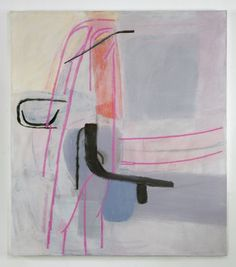 One can never see too much work by Amy Sillman