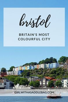 24 hours in Bristol: Britain's most colourful city - Girl with a saddle bag City Break Holidays, Clifton Village, Romantic Camping, Travel Reviews, Travel Deals, Travel Guides, City Of Bristol, Things To Do In London, Europe Travel Tips