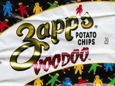 zapp's voodoo = crack
