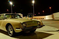 Studebaker Avanti desined by Raymond Loewy