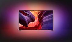 https://flic.kr/p/x6sqq7 | New Philips 8601 razor slim UHD TV