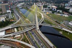 Ponte Octavio Frias de Oliveira | 30 coisas que você nunca vai ouvir de um paulistano