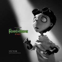 Frankenweenie - Victor