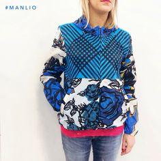 Per affrontare i temporali estivi... ☀️K-WAY ☀️ design: Pierre-Louis Mascia #manlioboutique  Per spedizioni Whatsapp 329.0010906 #pierrelouismascia #kway #fashion #lookbook #clothes