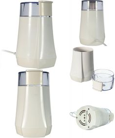 [Visit to Buy] Professional White Stainless Steel Blades Electic Coffee Beans Nuts Grinder Maker Grinding Machine #Advertisement