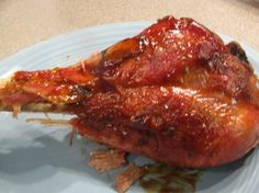 how to cook smoked turkey legs in the oven