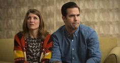 Channel 4 orders a second series of 'comedy gem' Catastrophe | News | TV News | What's on TV