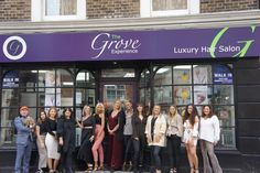 Group Pictures, Luxury Hair, Salons, Fashion, Moda, Lounges, Group Shots, Fashion Styles, Fashion Illustrations