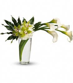 Moondance , $129.99 , Contemporary Flowers - FlowerShop.com