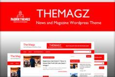 The Magz adalah tema (theme) WordPress yang dikhususkan untuk membuat website News (Portal Berita) dan Magazine. Tema WordPress ini di desain secara sederhana, ringan, tidak begitu banyak efek CSS, dan tidak begitu memiliki fitur yang melimpah (mubadzir). Kelebihan dan fitur-fitur The Magz antara lain :      Memiliki desain yang responsive, sehingga tampilan website tetap elegan di berbagai jenis perangkat, baik itu laptop, tablet, maupun smartphone.     Tidak harus memiliki skill coding…
