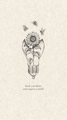 Art Drawings Sketches, Tattoo Drawings, Quote Drawings, Small Drawings, Inspiration Tattoos, Self Love Quotes, Pretty Words, Future Tattoos, Wallpaper Quotes