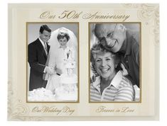 golden wedding anniversary gifts. 50th anniversary gifts 50th ...