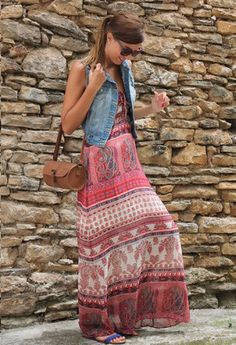 Hippie Chic | Real fashion on real people | Chicisimo