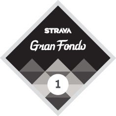 Gran Fondo 1: Go on a 130km cycling adventure.  In the first Challenge of the Gran Fondo series, Strava is challenging you to ride 130 kilometers in one ride between January 1st and January 31st. #StravaGranFondo