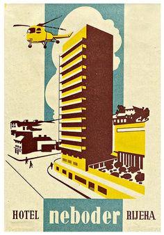 "Hotel ""Neboder"", Rijeka"