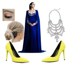 """royal party"" by mickey-pineda on Polyvore featuring Johnathan Kayne, ALDO and DANNIJO"