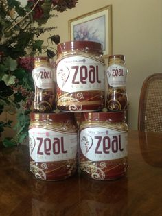 Zeal for life challenge! Nutritional Drink. www.tickettyboo.zealforlife.com