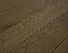 Broadleaf Worn Oak Flooring is a subtle dark grey wood floor, perfect for modern or traditional schemes. For more information call 01269 851 910 or visit our website Grey Wood Floors, Hardwood Floors, Plank Flooring, Commercial Interiors, Real Wood, New Kitchen, Traditional, Modern, Dark Grey
